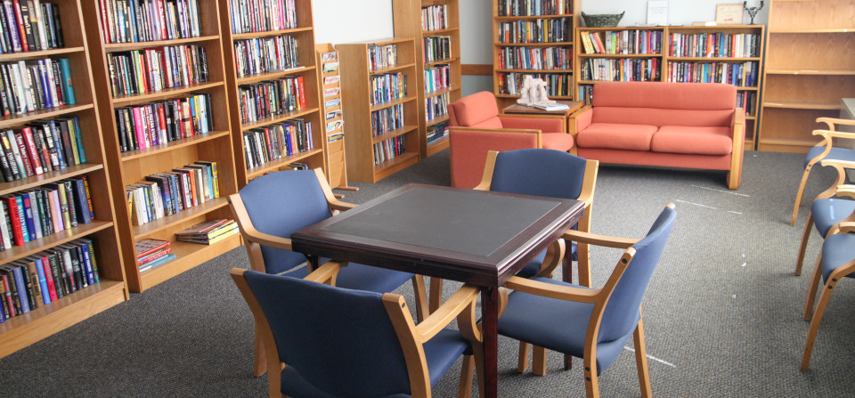 Library and Activity Center
